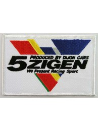 5 ZIGEN RACING MOTOR SPORT PATCH