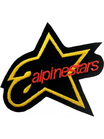 ALPINESTARS RACING SPORT EMBROIDERED PATCH #13