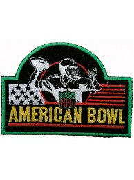 American Super Bowl NFL Embroidered Patch #02