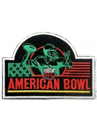 American Super Bowl NFL Embroidered Patch #03