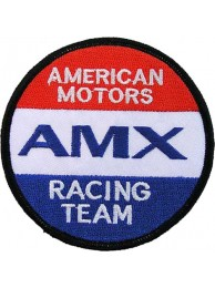AMERICAN MOTORS AMX RACING SPORT PATCH