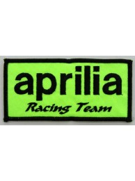 APRILIA SUPERBIKE BIKER EMBROIDERED PATCH #03