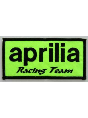 APRILIA SUPERBIKE BIKER EMBROIDERED PATCH #03