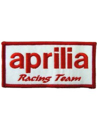 APRILIA SUPERBIKE BIKER EMBROIDERED PATCH #02