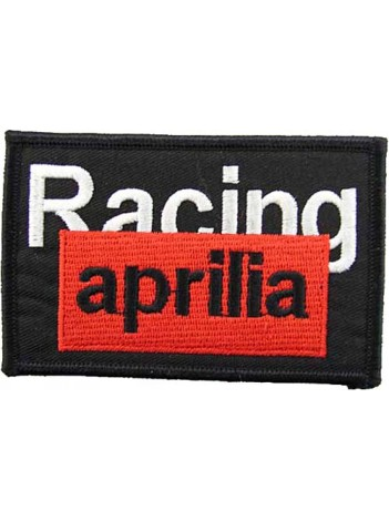 APRILIA SUPERBIKE BIKER EMBROIDERED PATCH #09