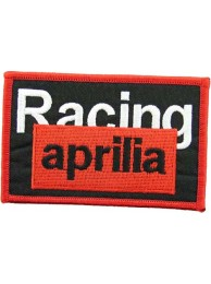 APRILIA SUPERBIKE BIKER EMBROIDERED PATCH #10
