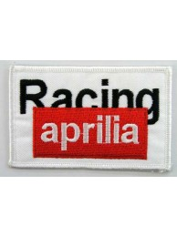 APRILIA SUPERBIKE BIKER EMBROIDERED PATCH #11