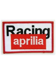 APRILIA SUPERBIKE BIKER EMBROIDERED PATCH #12