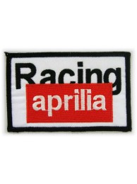 APRILIA SUPERBIKE BIKER EMBROIDERED PATCH #13