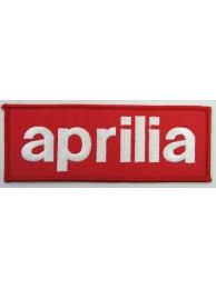 APRILIA SUPERBIKE BIKER EMBROIDERED PATCH #05