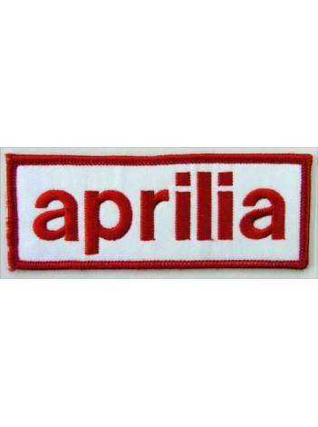 APRILIA SUPERBIKE BIKER EMBROIDERED PATCH #06