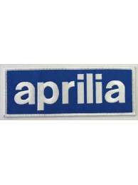 APRILIA SUPERBIKE BIKER EMBROIDERED PATCH #08
