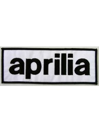 APRILIA SUPERBIKE BIKER EMBROIDERED PATCH #07A
