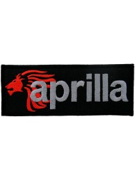 APRILIA SUPERBIKE BIKER EMBROIDERED PATCH #14