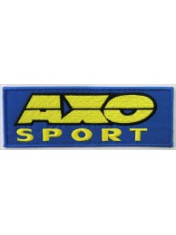 AXO MOTOCROSS BIKER EMBROIDERED PATCH #04