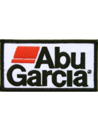 Abu Carcia Fishing Sport Embroidered Patch #01