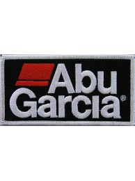 Abu Carcia Fishing Iron On Embroidered patch #02