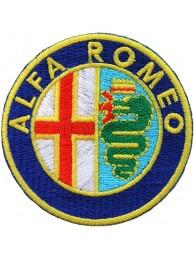 ALFA ROMEO AUTOMOBIL PATCH