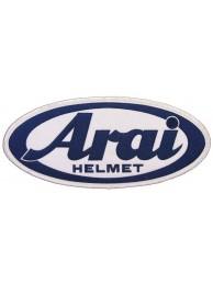 GIANT ARAI BIKER HELMET EMBROIDERED PATCH K1