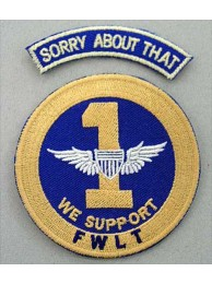 1st Aviation Company WWII Patch