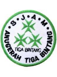 SJM - Service Awards Three Star