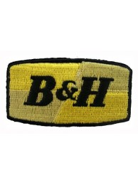 BENSON & HEDGES RACING SPORT EMBROIDERED PATCH #01