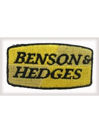 BENSON & HEDGES RACING SPORT EMBROIDERED PATCH #02