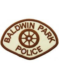 BALDWIN PARK POLICE PATCH