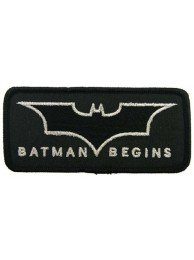 BATMAN COMIC IRON ON EMBROIDERED PATCH #11