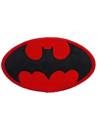 BATMAN COMIC IRON ON EMBROIDERED PATCH #14