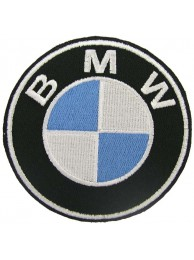 BMW F1 BIKER RACING EMBROIDERED PATCH #13