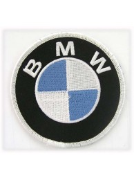 BMW F1 BIKER RACING EMBROIDERED PATCH #01
