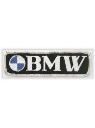 BMW F1 BIKER RACING EMBROIDERED PATCH #06