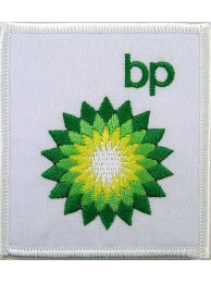 BPOIL RACING SPORT EMBROIDERED PATCH #02