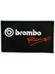 BREMBO RACING PERFORMANCE EMBROIDERED PATCH #02