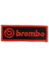 BREMBO RACING PERFORMANCE EMBROIDERED PATCH #05
