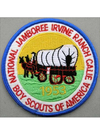 BSA NATIONAL JAMBOREE IRVINE RANCH CALIE PATCH