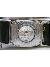 BSM BOY SCOUT MASTER BUCKLE & BELT