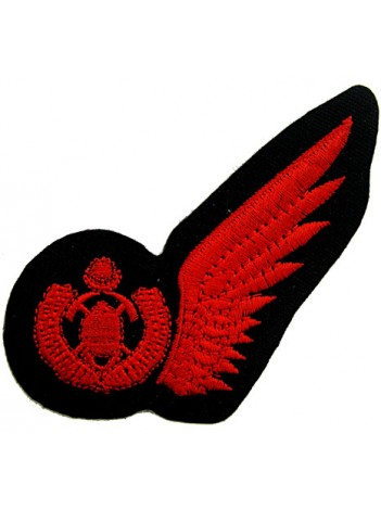 MALAYSIA FIREMAN AVIATION TROOP PATCH