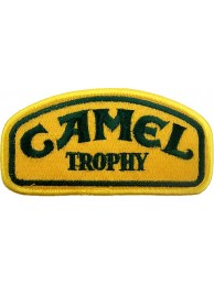 CAMEL SPORT IRON ON EMBROIDERED PATCH #03