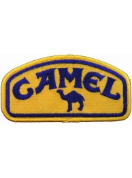 CAMEL SPORT IRON ON EMBROIDERED PATCH #08