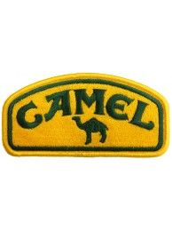 CAMEL ADVENTURE EMBROIDERED PATCH #09