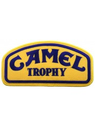 GIANT CAMEL TROPHY RACING EMBROIDERED PATCH (P1)