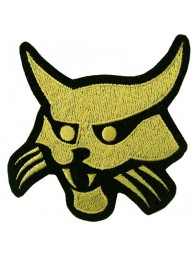 BOBCAT TRACTOR LOGO EMBROIDERED PATCH #10