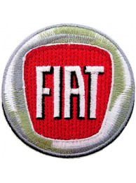 FIAT AUTOMOBILE EMBROIDERED PATCH #02