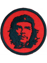 CHE GUEVARA CUBA SUPER HERO EMBROIDERED PATCH #02