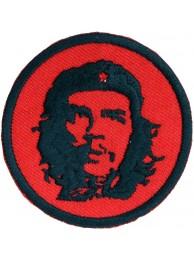 CHE GUEVARA CUBA SUPER HERO EMBROIDERED PATCH #02