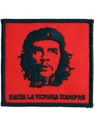 CHE GUEVARA CUBA SUPER HERO EMBROIDERED PATCH #05
