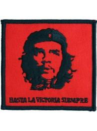 CHE GUEVARA CUBA SUPER HERO EMBROIDERED PATCH #05