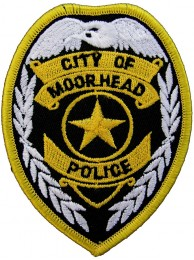CITY OF MOORHEAD POLICE PATCH